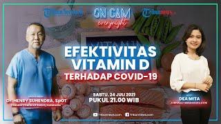 Download 🔴Dokter Henry Suhendra Ungkap Efektivitas Vitamin D Terhadap Covid-19, Bisa Kurangi Risiko Paparan