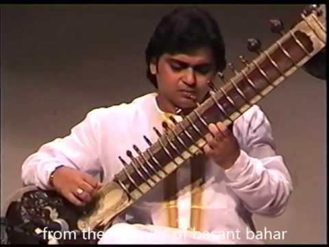 Niladri Kumar _ Abhiman Kaushal Raga: Bilaskhani Todi _ Basant Mukhari