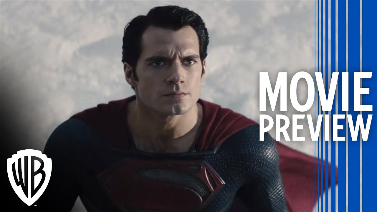 Download Man Of Steel | Full Movie Preview | Warner Bros. Entertainment