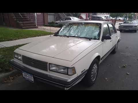 1988 Chevrolet Celebrity