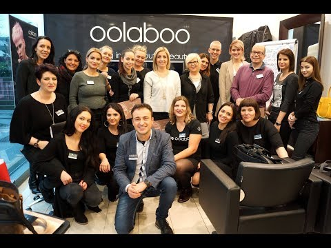 oolaboo Ecology Kunden Farbschulung