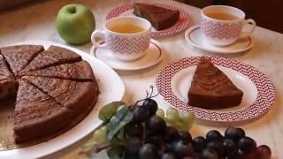 Пирог зебра (видео-рецепт)