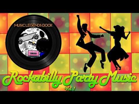 Rockabilly Party (Vol. 1) - Music Legends Book