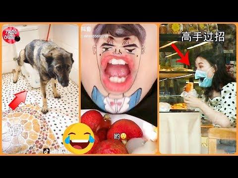 💯Tik Tok Trung Quốc😂Những Khoảnh Khắc Hài Hước Thú Vị Bá Đạo trên Tik Tok Trung Quốc Triệu View#25
