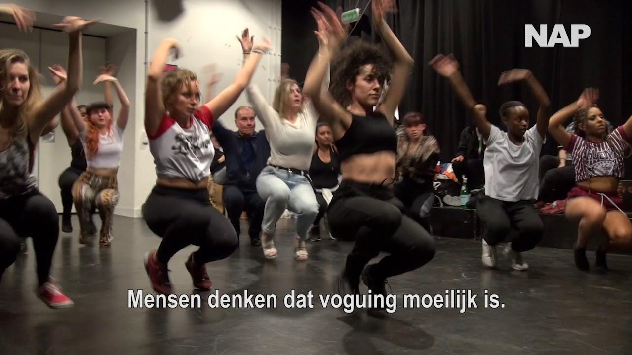 Download Voguen in Amsterdam met Amber Vineyard