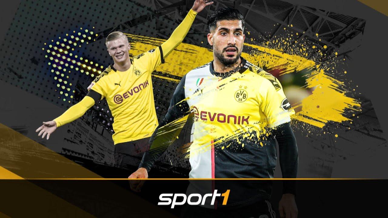 Nach Haaland-Deal: Ist Can Dortmunds Meister-Puzzlestück? | SPORT1 - TRANSFERMARKT-SHOW