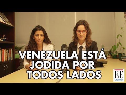 Venezuela está jodida por todos lados - La Pulla