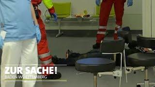 Randale im Wartezimmer   Zur Sache Baden-Württemberg!