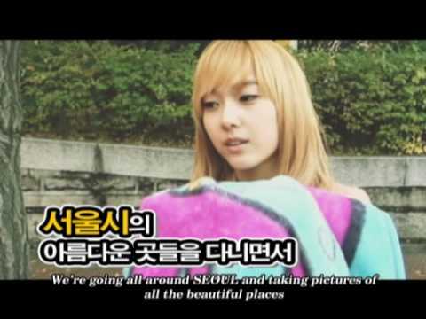 Super Junior & Girls' Generation new M/V [SEOUL] - Behind the Scenes 3/4