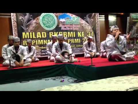 Al-jadid juara 1 nasional in masjid istiqlal.