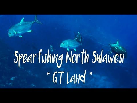 GT Land - Spearfishing Charter 2018 - NORTH SULAWESI ISLAND - DISCOVER INDONESIA