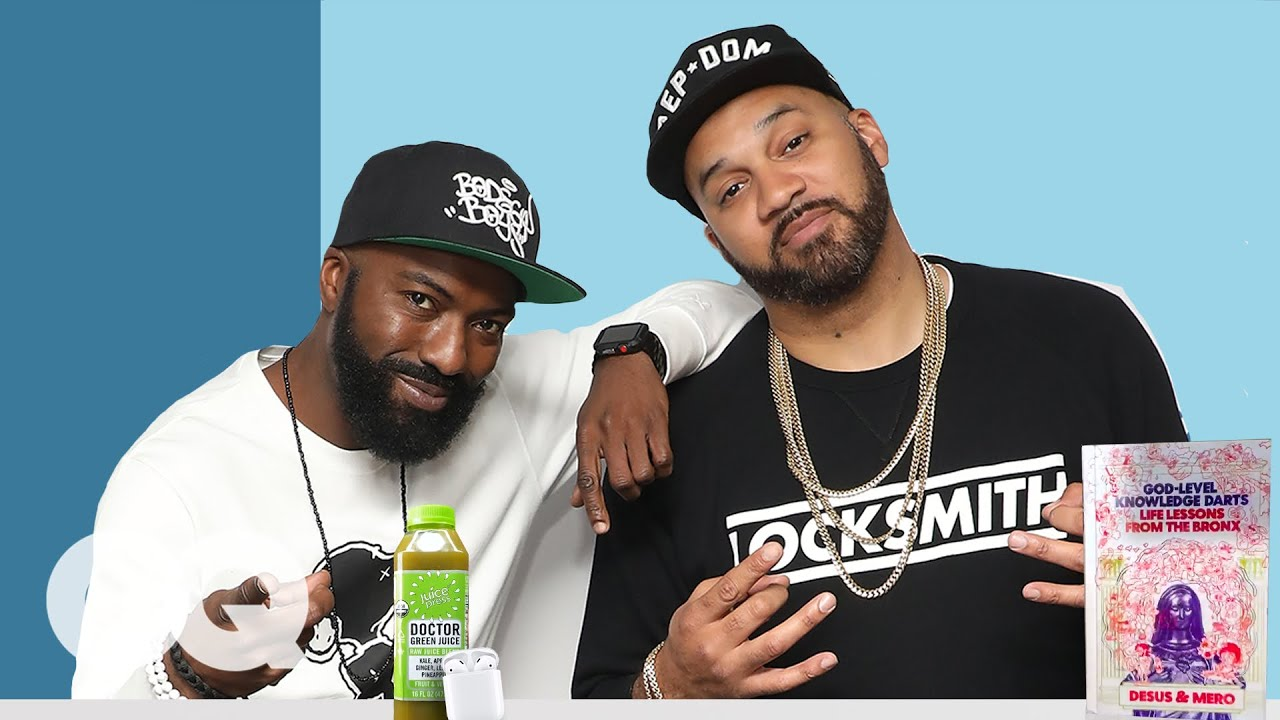 10 Things Desus and Mero Can't Live Without