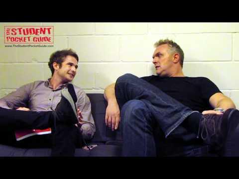 Greg Davies Interview   SPGtv