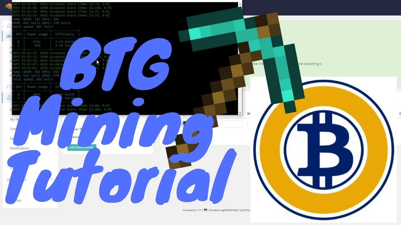 Bitcoin gold mining step by step tutorial nvidia youtube bitcoin gold mining step by step tutorial nvidia ccuart Image collections