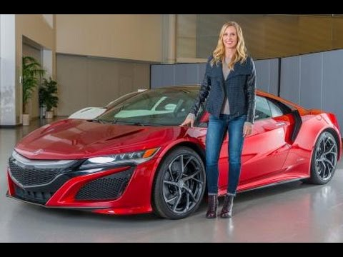2017 honda nsx interior and exterior youtube. Black Bedroom Furniture Sets. Home Design Ideas