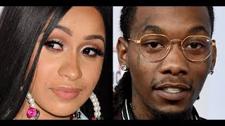 Cardi B REACTS Jet Ski Photo with Offset UPSET it Leaked 'I Just Wanted Some'