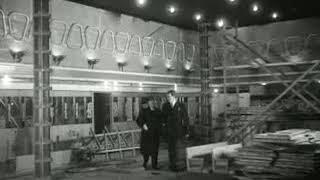 De Rotterdam, het drijvende hotel. 1 april 1963