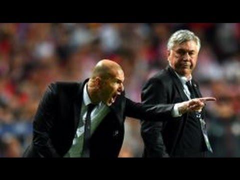 REAL.M - Zinédine Zidane «DES MATCHES COMME ÇA, ÇA M'EXCITE»