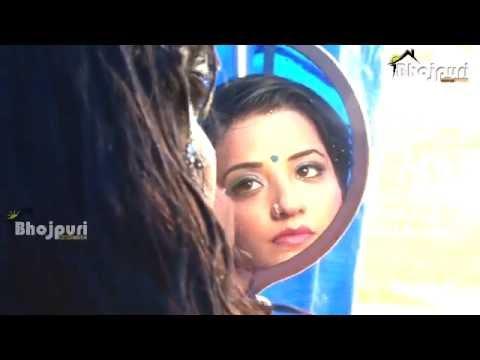 Watch Exclusive Video of Actress Monalisa   Actor Vikrant on Set Of Movie Saiya Tufani