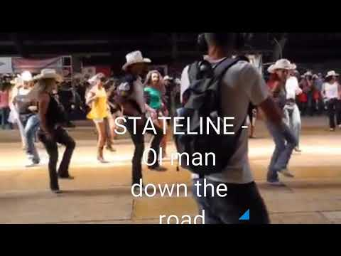 STATELINE- Ol Man Down the Road COVER