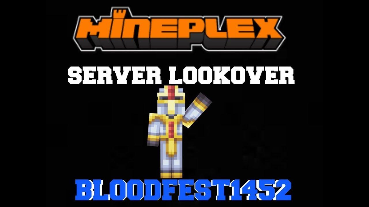 Mineplex Server Review – Dibujos Para Colorear