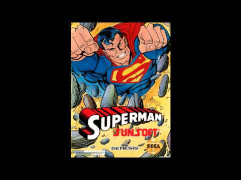 Superman - Boss 1