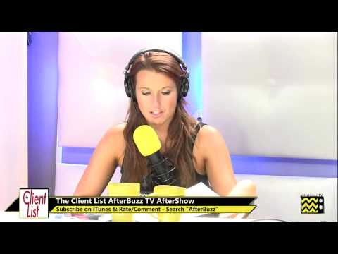 "The Client List  After Show  Season 2 Episode 9 "" Save a Horse, Ride a Cowboy"" 