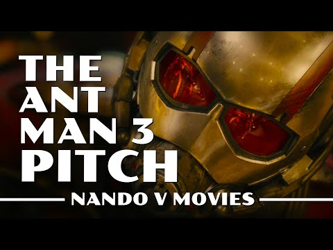 Nando Pitches Ant-Man And The Wasp 2