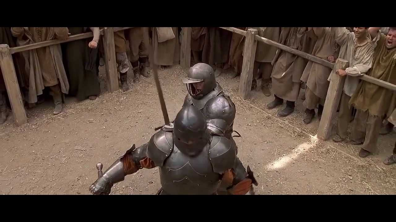 "A Knights Tale - ""Do you want to touch him"" - YouTube"