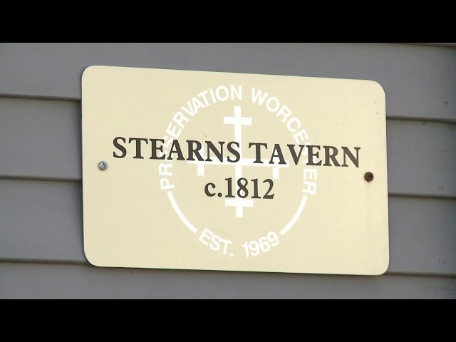 The Stearns Tavern Moves