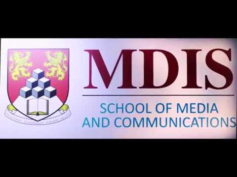 MDIS School Of Media And Communications Open House 2018!