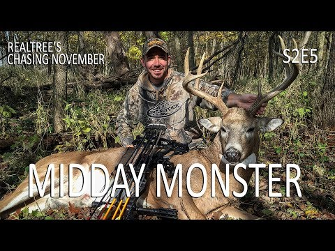 Chasing November S2E5: Midday Monsters, Illinois Rut Action