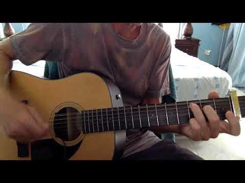 Broken G String - Finger Style Guitar - Ylia Callan