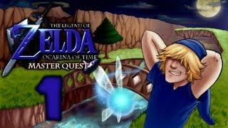 Let's Play Zelda Ocarina Of Time Master Quest [German][#1] - Eine völlig neue Erfahrung!