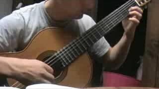 Leo Brouwer Etudes Simples No. 9
