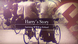 """Harry's Story"" - Memories of Hiding Jews and Nazi Brutality during WWII"