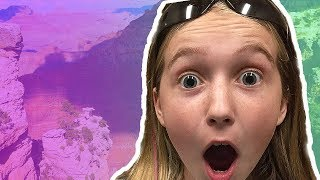 GRAND CANYON REVEALED! Adventures by Disney Southwest Splendor #hosted