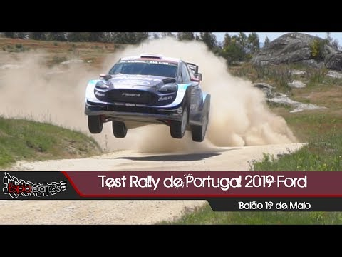 ★★★★★Test Rally Portugal Ford 2019 ( Full HD ) Pure Sound /Jump 1080P/60FPS