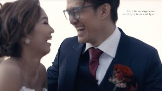 Jessa and Ryan: A Wedding at Manila Cathedral