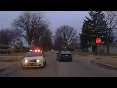 Video shows chaotic police chase in Macomb County