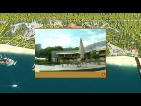3D MODELING Buggy TOUR RİXOS SUNGATE-temel Tacal-