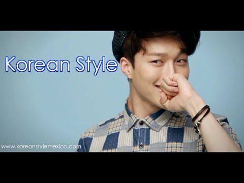 Korean Fashion Men 2015 Ropa Coreana Moda Hombre Korean Style Mexico Youtube