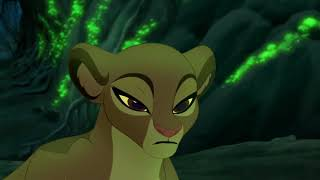 The Lion Guard - The Tree of Life, Rani talks to her grandmother, Queen Janna