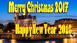Merry Christmas 2017 - HappyNewYear 2018