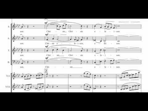 1. Kyrie (Messa Di Gloria), Giacomo Puccini