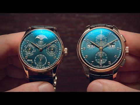 Why IWC Made This Bizarre Perpetual Calendar | Watchfinder & Co.