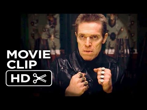 The Grand Budapest Hotel Movie CLIP - He's A Concierge (2014) - Adrien Brody, Willem Dafoe Movie HD