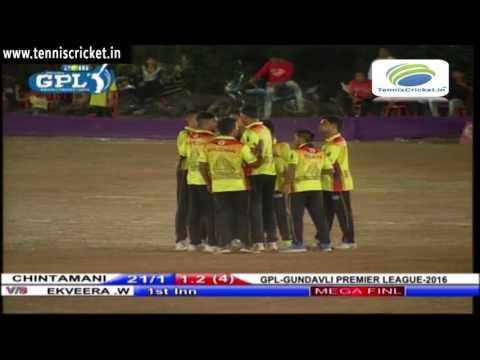 Chintamani Super Kings vs Ekveera Worriors (Grand Finale) | GPL Trophy 2016 - Bhiwandi