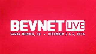Attend BevNET Live Santa Monica, CA - Dec 5th & 6th 2016