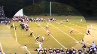 rishunn mccaleb 17 coahoma community college football highlights